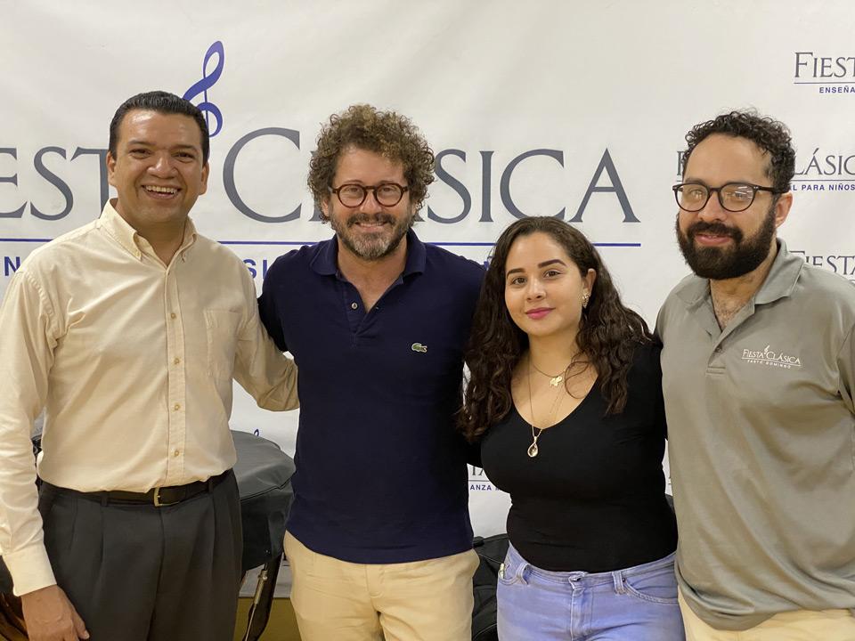 Raul Paz, Unicef Goodwill Ambassador to visit Fiesta Clásica